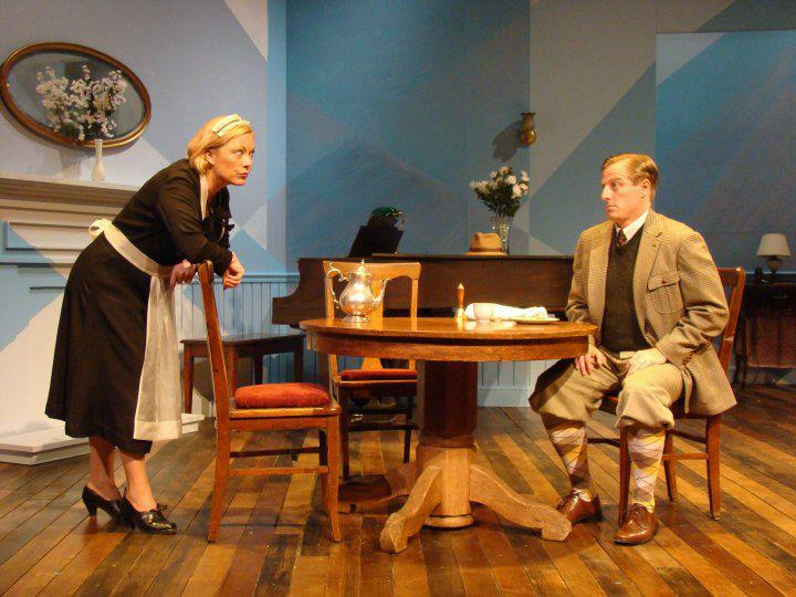 FALLEN ANGELS by Noel Coward at Dorset Theatre Festival