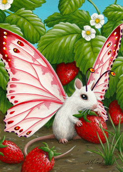 Strawberry Sneak