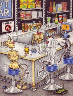 Bot's Nite Off