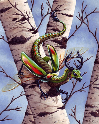 Stag Dragon