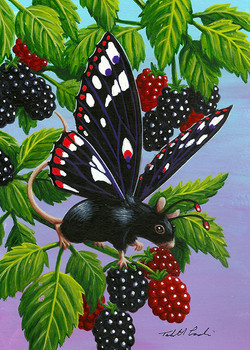 Blackberry Bounce