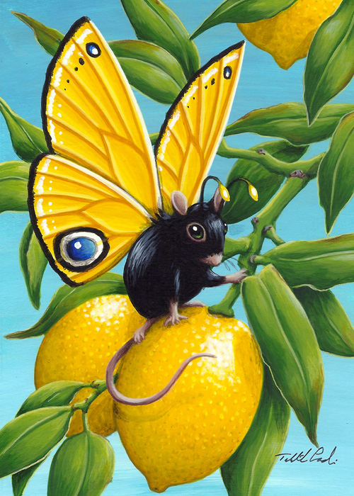 Leapin' Lemon