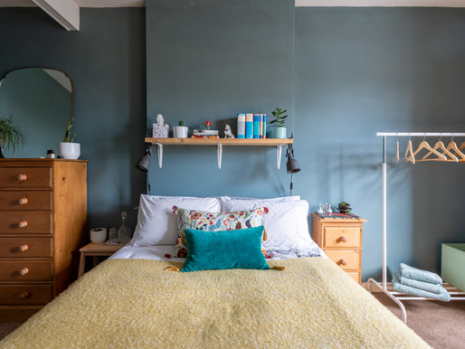 Private Airbnb room near Pollok Park, Glasgow.