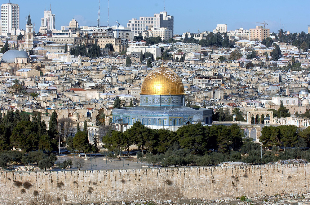 Temple Mount, Jerusalem (Image credit: Avi Ohayon/Government Press Office of Israel)