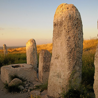 Standing Stones - Early Israel's Struggle With Paganism