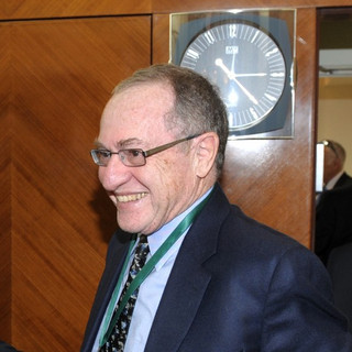 INTO THE FRAY: An Appeal to Alan Dershowitz - Renounce Two-Statism!