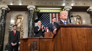 Trump's State of the Union Bolsters Allies' Confidence