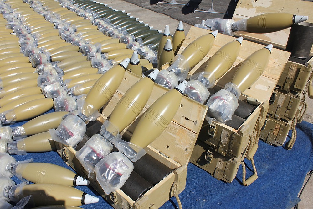 Illustration: Seized Iranian Weapons Bound For Hamas by Israel Defense Forces (CC BY-NC 2.0) via Flickr