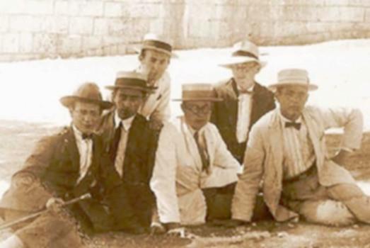 Hebron Yeshiva Student Victims by Dr. Yitzchak Levine - Hamodia, Public Domain, via Wikimedia.