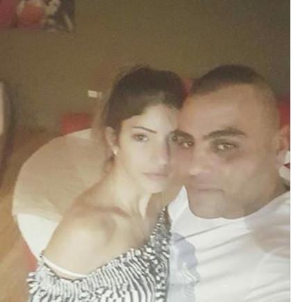 Noy Sheetrit and Alaa Abu Sajir (Image credit: Facebook Screenshot)
