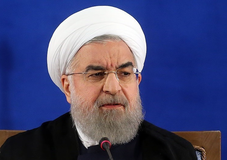 Iranian President Hassan Rouhani (Image credit: Tasnim News Agency [CC BY 4.0 (http://creativecommons.org/licenses/by/4.0)], via Wikimedia Commons)