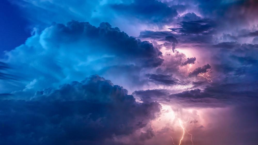 Illustration (Thunderstorm by FelixMittermeier (CC0) via pixabay)