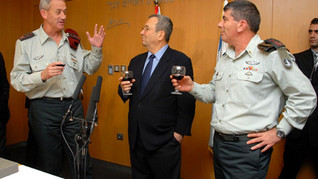 Politics Of Perversity: Israeli Top Brass Target Another Election