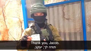 WATCH: IDF Warriors Get Love From Around the World
