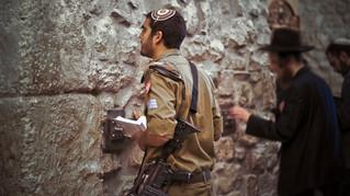 Does Torah Study Trump Fighting Israel's Enemies?
