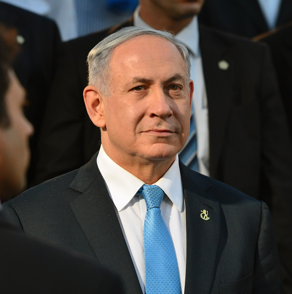 Archive: Binyamin Netanyahu on Jerusalem Day (Image credit: Kobi Gideon/Government Press Office of Israel)
