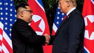 The USA-North Korea-Iran Strategic Interconnection