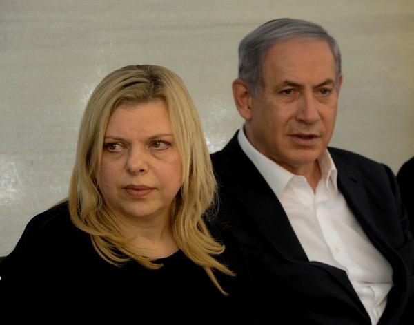 Prime Minister Benjamin Netanyahu and his wife Sara(Image credit: Amos Ben Gershom/Government Press Office of Israel)