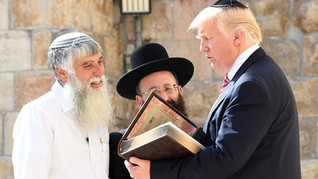 Rabbi Kessin: Trump's Repentance for Esau is Part of Redemption