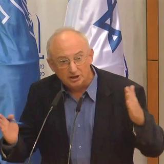 "Former MK Eldad: A Transformative Civil War in Jordan is ""Unavoidable"""