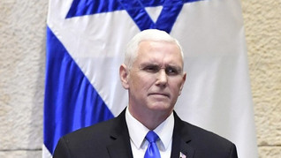 Why Pence's Knesset Speech Signals An Accelerating Messianic Process
