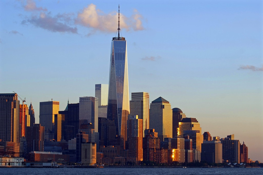 Illustration: Freedom Tower, Manhattan (Image credit: Phil Dolby (CC BY 2.0) via Flickr)