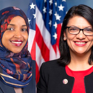 Should Israel Welcome Omar And Tlaib?