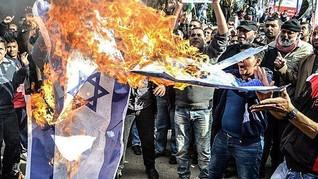 INTO THE FRAY: Swastikas Over Gaza!