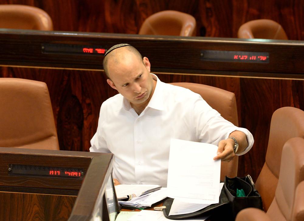 Naftali Bennett (Image credit: Government Press Office of Israel)