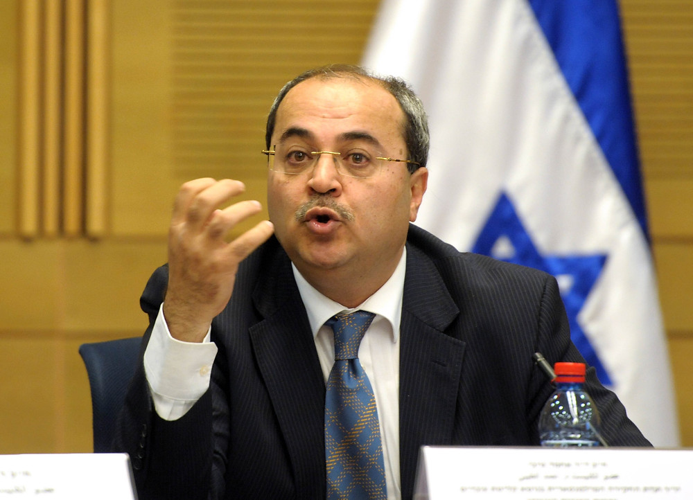 Ahmad Tibi (Image credit: Amos Ben Gershom/Government Press Office of Israel)