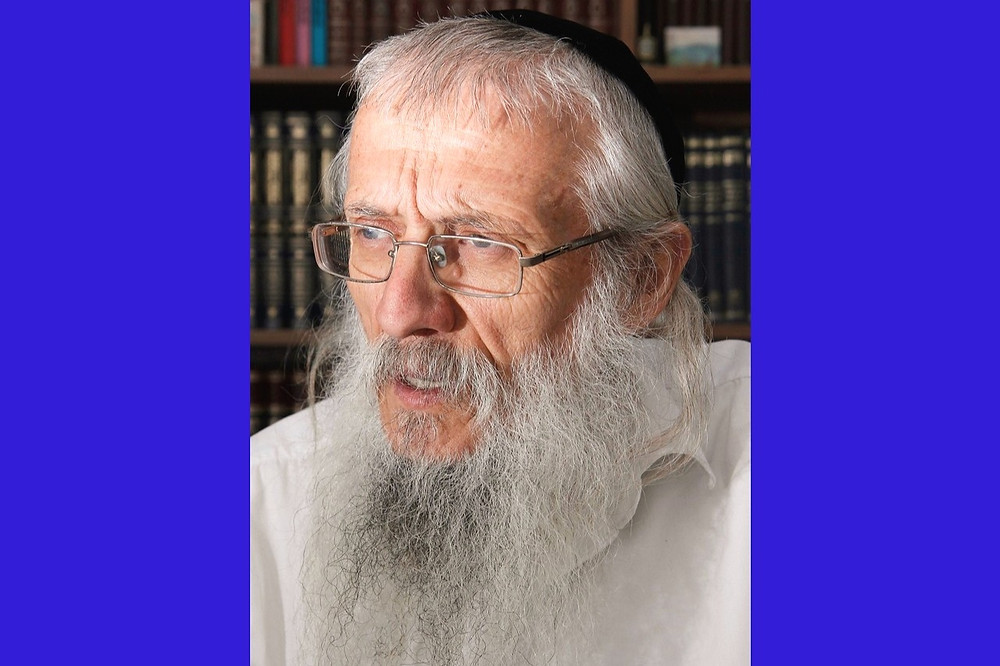​Rabbi Yosef Mendelevich (Photo courtesy of Rabbi Mendelevich)