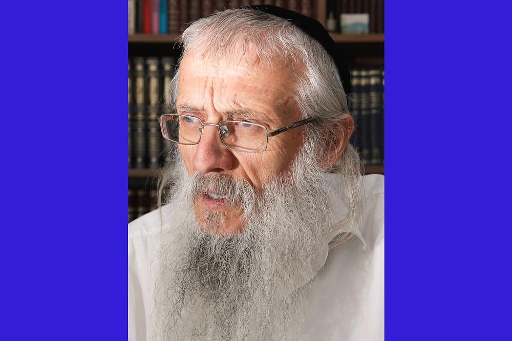 Rabbi Yosef Mendelevich (Photo courtesy of Rabbi Mendelevich)