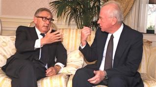 Henry Kissinger's War Against Rabin