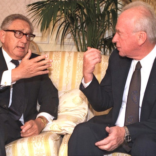 Henry Kissinger's War Against Rabin
