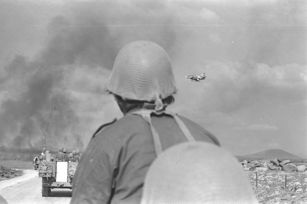 Yom Kippur War (Image credit: Government Press Office of Israel)