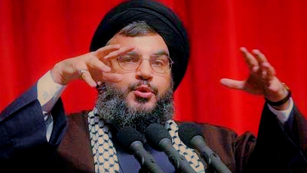 Illustration: Sheikh Hassan Nasrallah, Hezbollah leader, by Anton Nossik [CC BY-SA 2.0] via Flickr