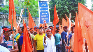 10,000 Hindus Mobilize For Israel