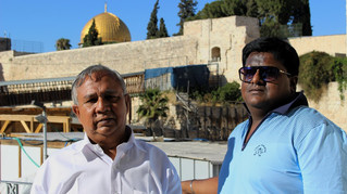 Exclusive: Indian NGO Brings Its Vision of a Jewish-Hindu Alliance to Israel