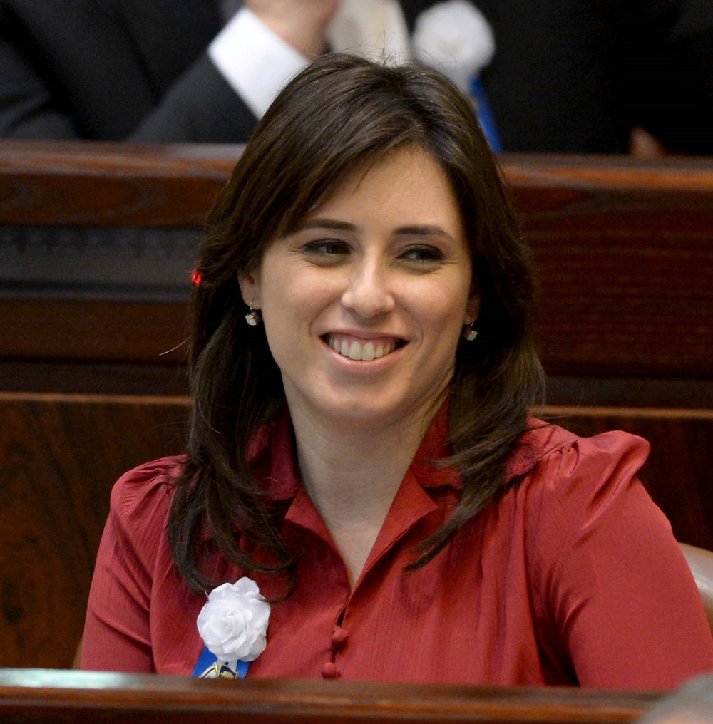 Tzipi Hotovely (Image credit: Government Press Office of Israel)