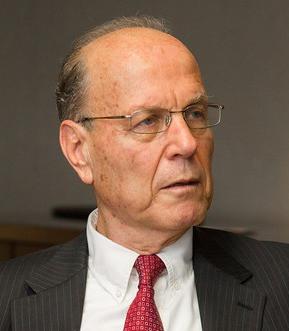 Photo of Ambassador (ret.) Ettinger