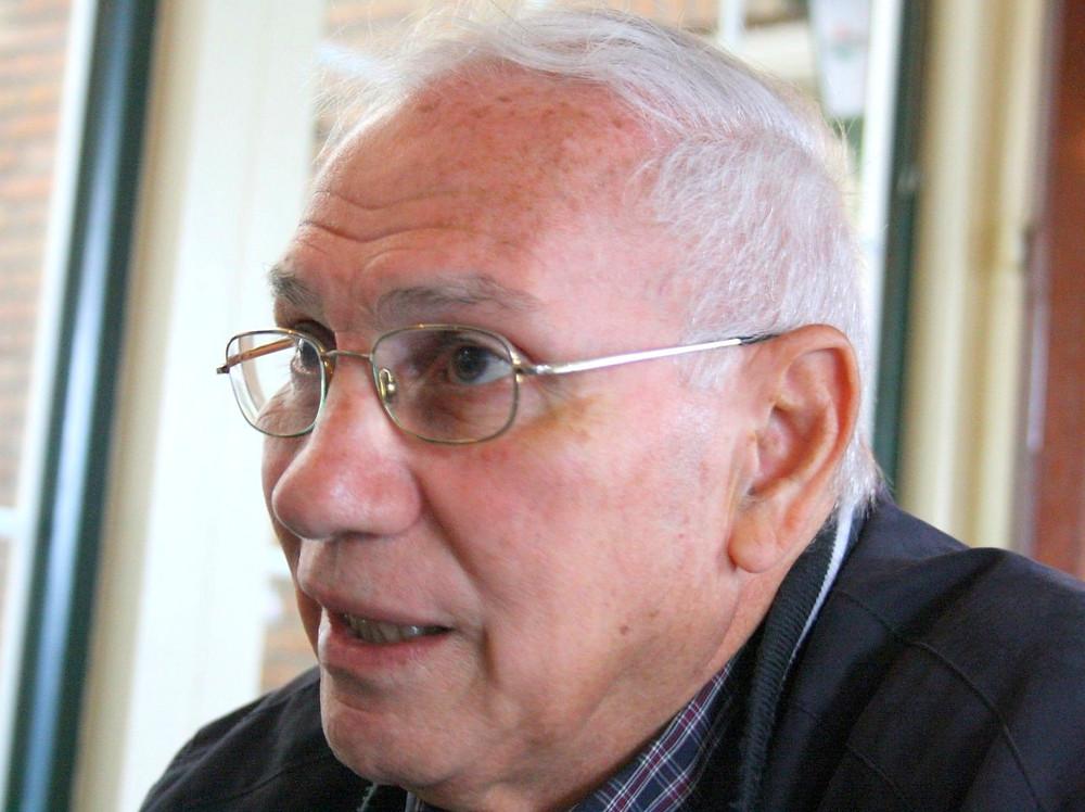 Rev. Naim Ateek by Igo Corbière [CC BY 3.0] via wikiportrait