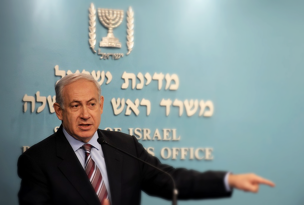 Illustration: Prime Minister Benjamin Netanyahu (Image credit: Kobi Gideon/Government Press Office of Israel)