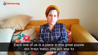"WATCH: Women Worldwide Unite For Ori Ansbacher HY""D"