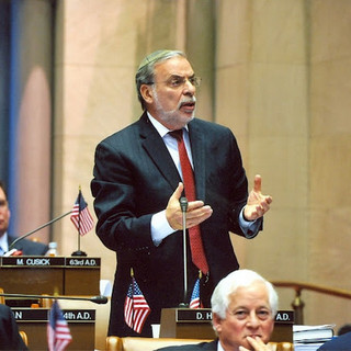 """EXCLUSIVE: A New Start? Retiring Hikind """"Diving"""" Into Helping Israel"""