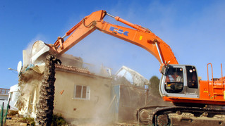 INTO THE FRAY: Liberman's new home demolition initiative: The point and the pointlessness