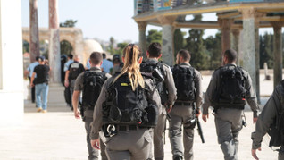 "INTO THE FRAY: Temple Mount Attack & the Demise of the ""One-State"" Theory"