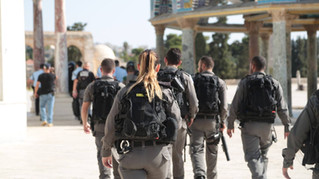 """INTO THE FRAY: Temple Mount Attack & the Demise of the """"One-State"""" Theory"""