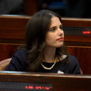 "Shaked: Tell Trump ""No Palestinian State."" But Here's What She Said on TV"