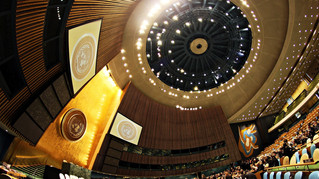 INTO THE FRAY: The UN Vote on Jerusalem: A Disturbing Diplomatic Debacle