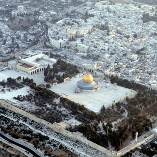 INTO THE FRAY -The Temple Mount: No longer in our hands?